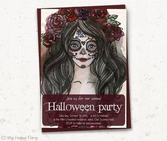 best ideas about adult halloween invitations on, party invitations