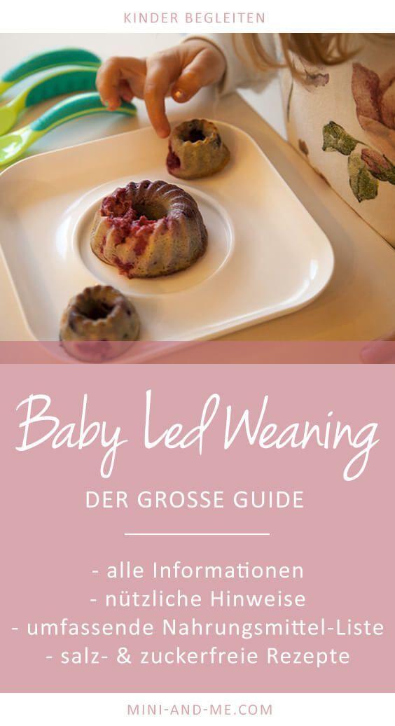Baby Led Weaning (BLW) Guide: Selbstbestimmte Beikosteinführung, Breifrei, Beik…