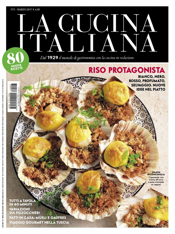 La cucina italiana marzo 2017 mar by marco Ar  - issuu