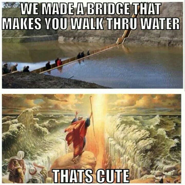 Christian humor                                                                                                                                                      More