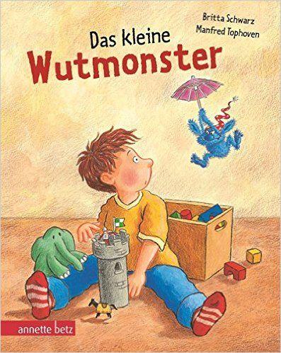 Das kleine Wutmonster: Geschenkbuch-Ausgabe: Amazon.de: Britta Schwarz, Manfred…