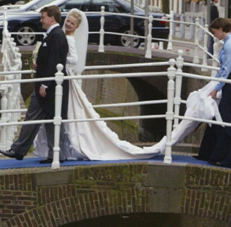 The wedding of Prince Friso and Mabel of the Netherlands, 24 April 2004
