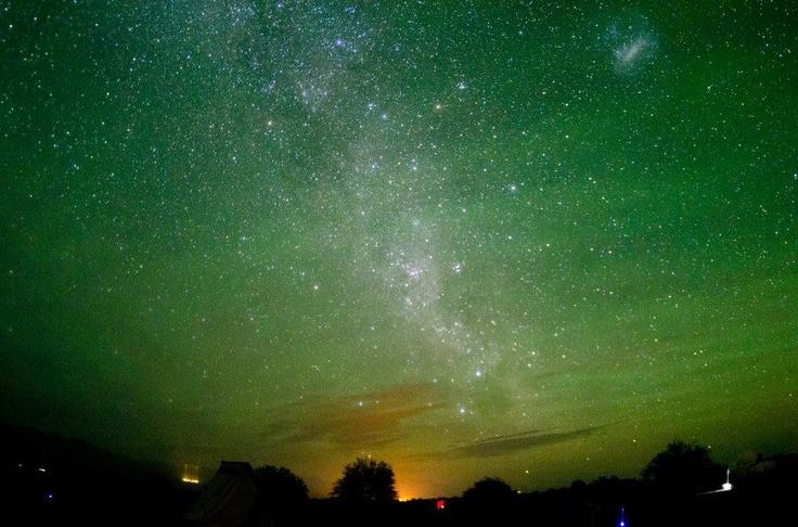 Cielos del Desierto de Atacama , chile