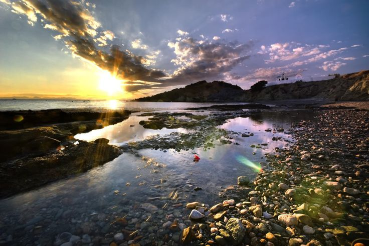 42 Sounion beach