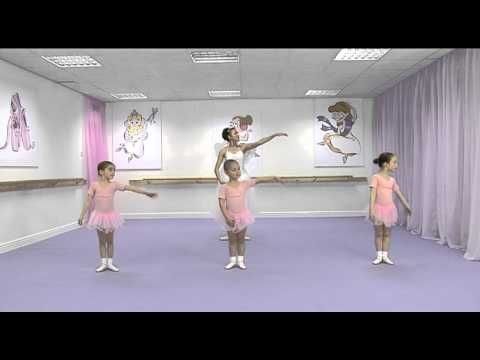 A ballet instructional song for kids! Have fun shouting out what the words mean…
