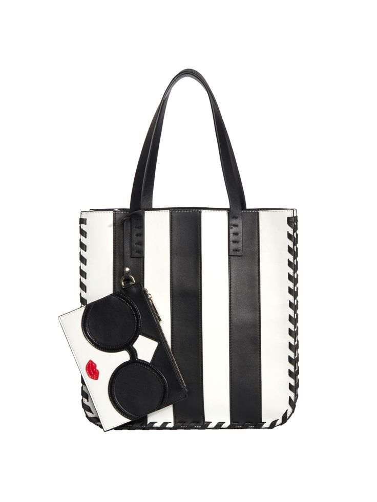 25  Best Ideas about Striped Tote Bags on Pinterest | Striped bags ...