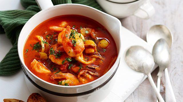 Easy bouillabaisse | Yummy | Pinterest