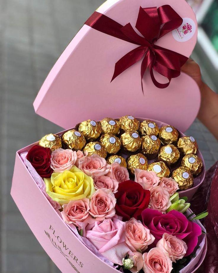 красивые подарки на день рождения любимой