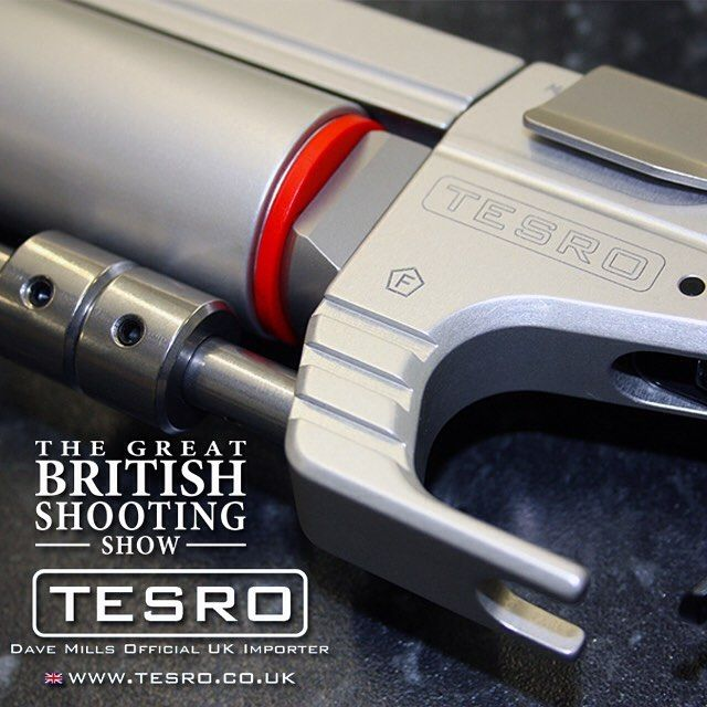 Open day for the Tesro range of Olympic discipline rifles and pistols. Read the full article in Shooting News- The official magazine of The Great British Shooting Show. Fieldandrurallife.com The Great British Shooting Show 2017. 10th- 11th- 12th February 2017. Stoneleigh Park Warwickshire CV8 2LG. #Tesro #olympic #rifles #pistols #UK #importer #AirRfles #AirPistols #target #engineer #precision #match #ATEO #Xcalibre #shooting #sport #shooters #experience #Britain #champion…