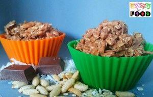Choc Peanut Crackles   Play with Food