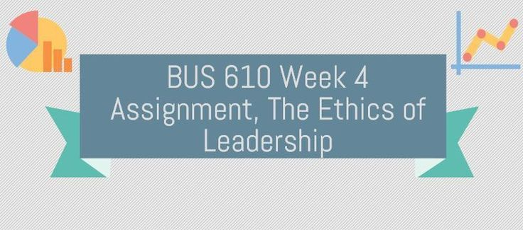 BUS 610 Week 4 Assignment, The Ethics of LeadershipRobert Nardelli was heavily criticized for his leadership style and methods he used during his tenure as CEO of Home Depot.Using your readings for this week along with outside research, describe hisstyle of leadership and take a position on whether