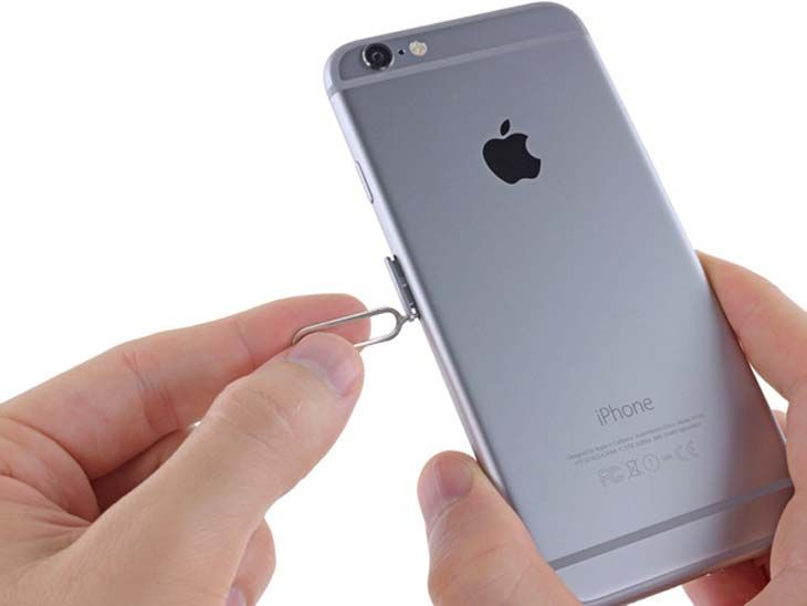 Eject your SIM safely from your #Smartphone with idevice sim ejector. #iPhone #Samsung #Apple #Mobile