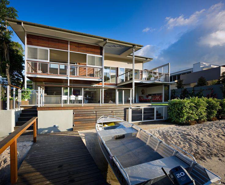 noosa sound house by bark design architects. beautiful ideas. Home Design Ideas