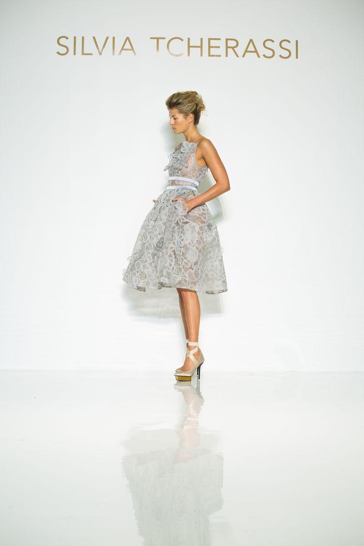 Silvia Tcherassi - Spring Summer 2015 #SilviaTcherassi #Atelier #SpringSummer #designercollection #fashiondesigner #runway