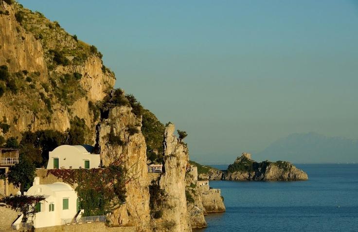 Sorrento Amalfi coast Italy - Dave Koz & Friends at Sea - 2013 Italy, Greece & Sicily The Smooth Jazz Cruise - http://www.davekozcruise.com