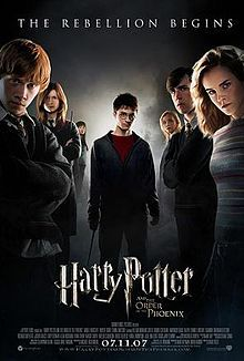 Harry Potter and the Order of the Phoenix - 2007