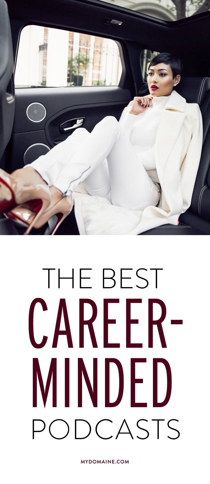Great podcasts to help motivate you in your career...