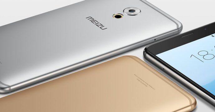 Meizu Pro 6 Plus offiziell vorgestellt