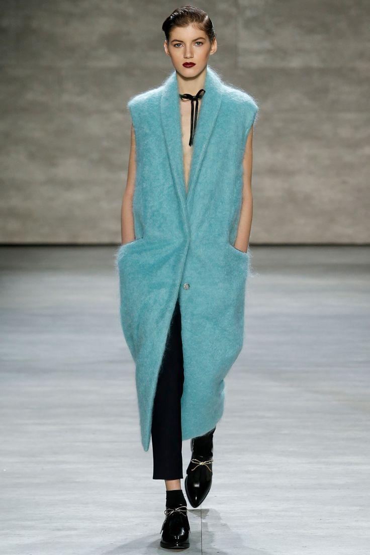 Пальто без рукавов Zimmermann