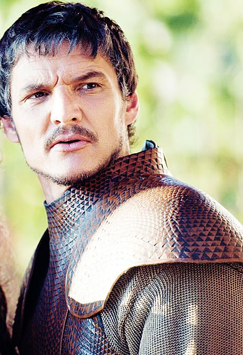 Oberyn Martell - Game of Thrones Fan Art