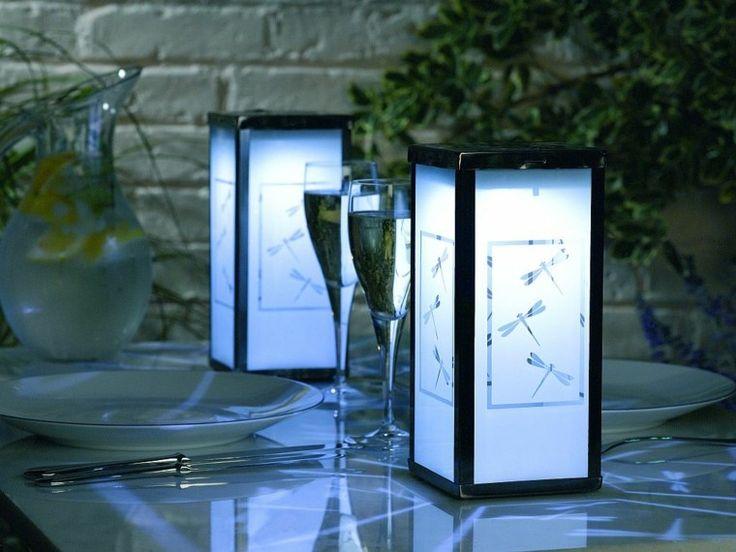illuminazione da giardinoledlanterne Decorative solar