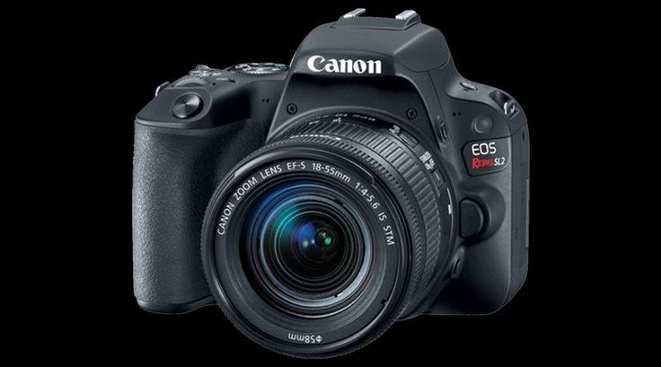 Há quatro anos atrás a Canon lançou a menor câmera DSLR do mercado, a EOS Rebel SL1 e agora ela acaba de atualizar esse que é um dos seus equipamentos menos comentados. A CanonEOS Rebel SL2 é uma …
