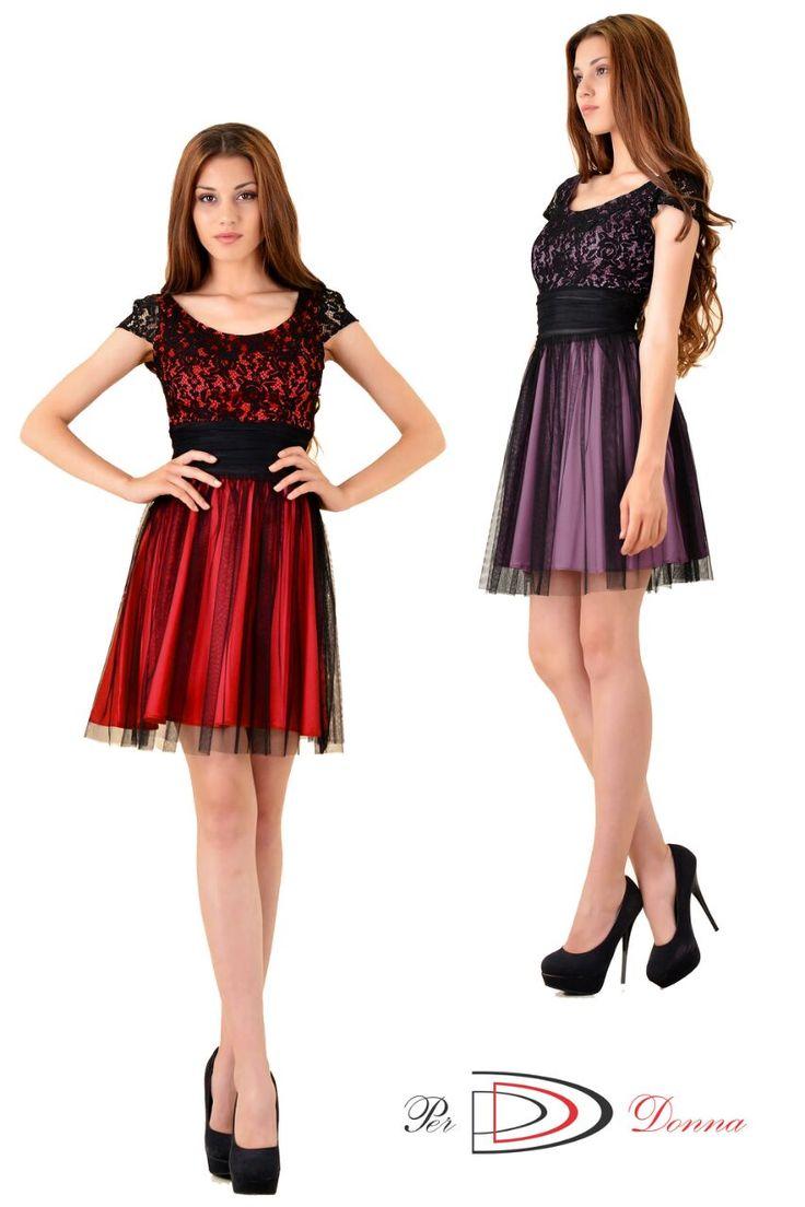 Small sizes. Details on PerDonna website: http://www.perdonna.ro/iulia-51437-175.html #SePoartaPerDonna #dress
