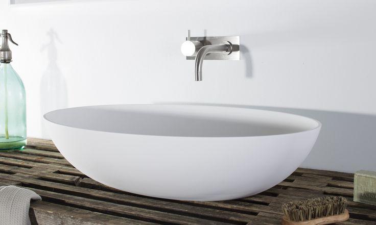 Copenhagen Bath - Norsjö oval wash basin
