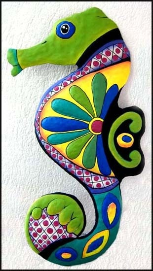 Think I might paint some Caribbean inspired designs on the fence they are so bright and lively