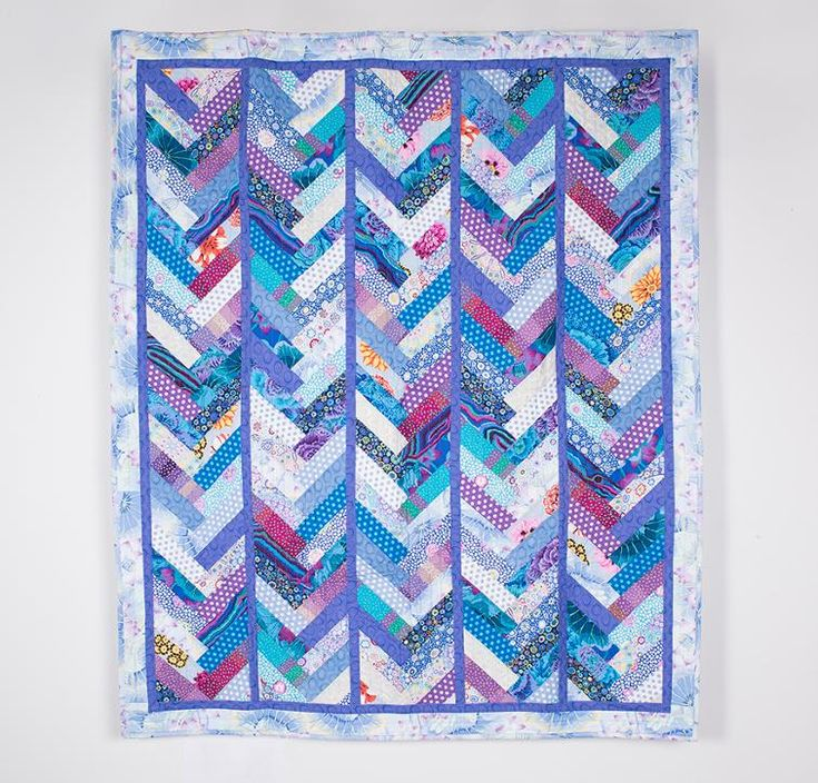 602 best Chevron Braided Herringbone Quilts images on