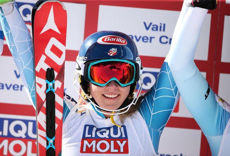 Heimsieg: Einen Tag nach dem Riesentorlauf-Sieg von Ted Ligety darf sich das US-Ski-Team auch im Damen-Slalom über WM-Gold freuten. Lokalmatadorin Mikaela Shiffrin ist am vorletzten Tag der Ski-WM in Vail/Beever Creak ihrer Favoritenrolle aus dem ersten Durchgang gerecht geworden. Die 19-Jährige gewann den Slalom vor der Schwedin Frida Hansdotter und der Tschechin Sarka Strachova. Mehr Bilder des Tages auf: http://www.nachrichten.at/nachrichten/bilder_des_tages/ (Bild: gepa)