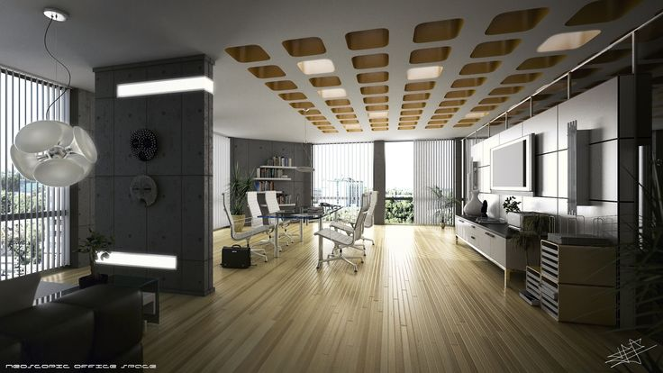 best offices in the world interiors