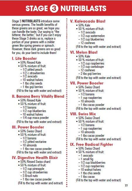 magic bullet instruction manual pdf
