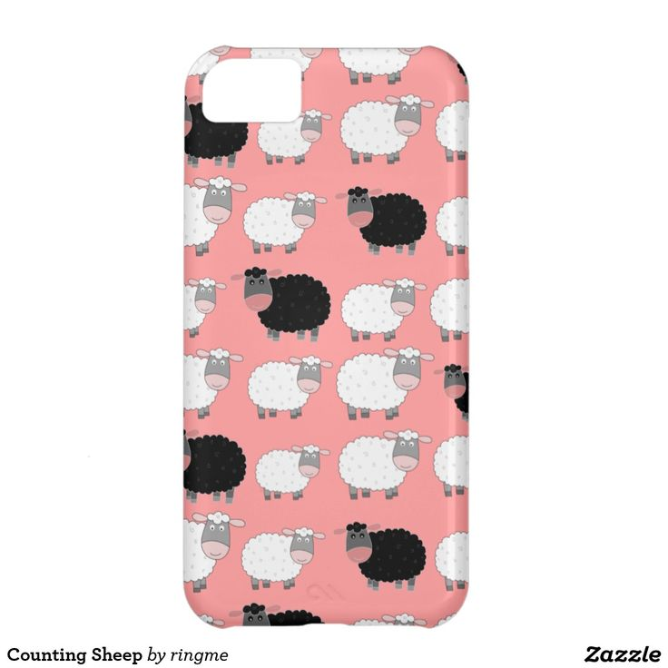 Counting Sheep iPhone 5C Covers