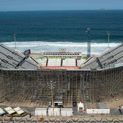 Rio 2016 Olympics Games Venues still under construction