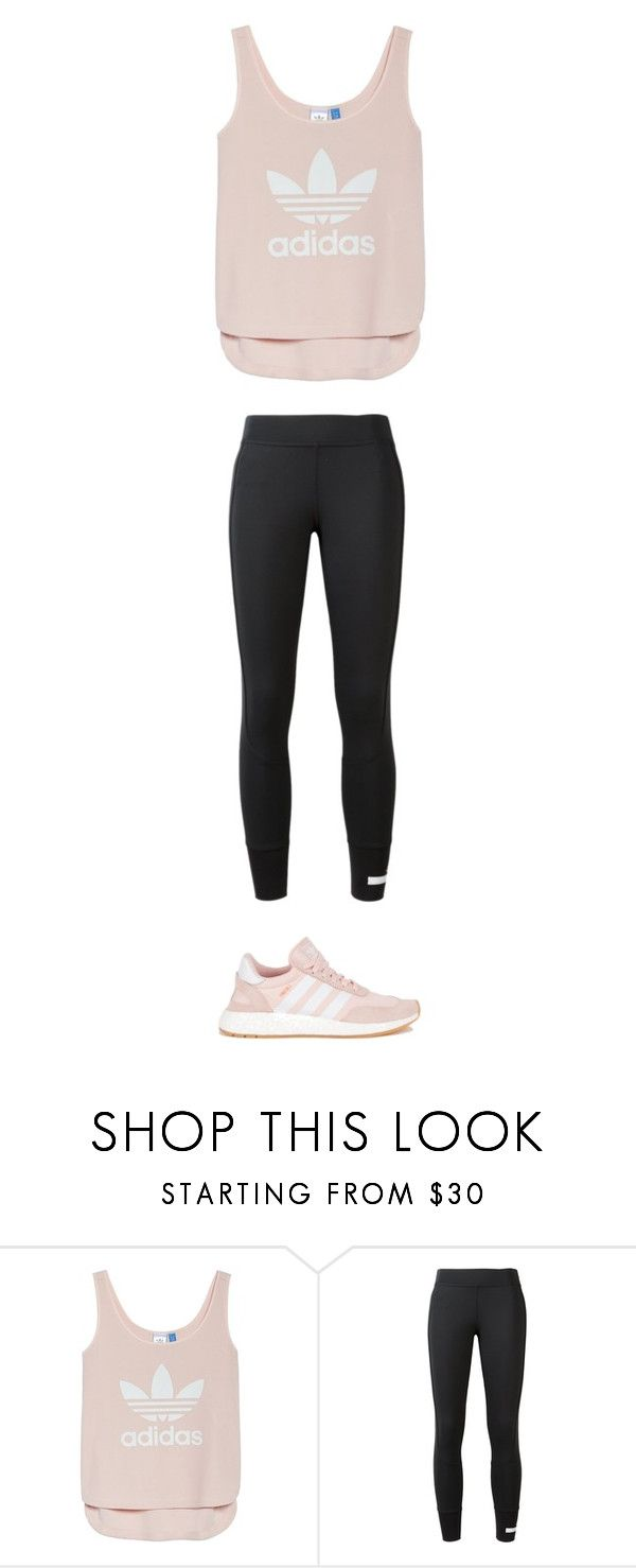 """""""Adidas"""" by ottoca on Polyvore featuring adidas"""