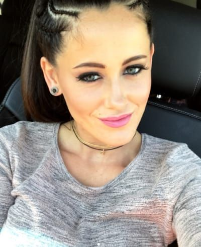 nice Jenelle Evans: Does This Photo Prove She's Being Abused?!