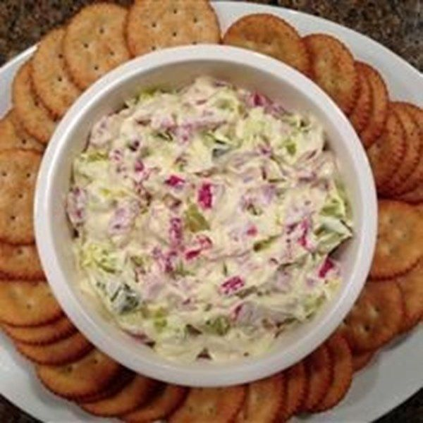 Dill Pickle Dip: Appetizer Recipes In 2019