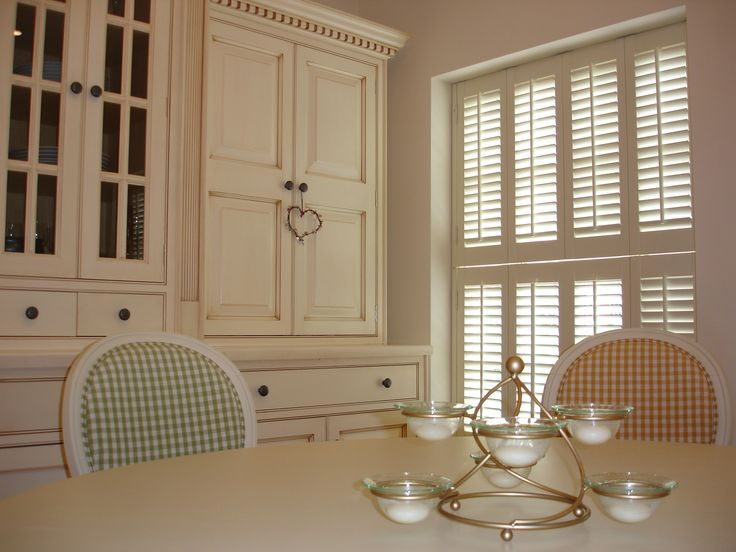 Kitchen Tier-on-Tier style #shutters