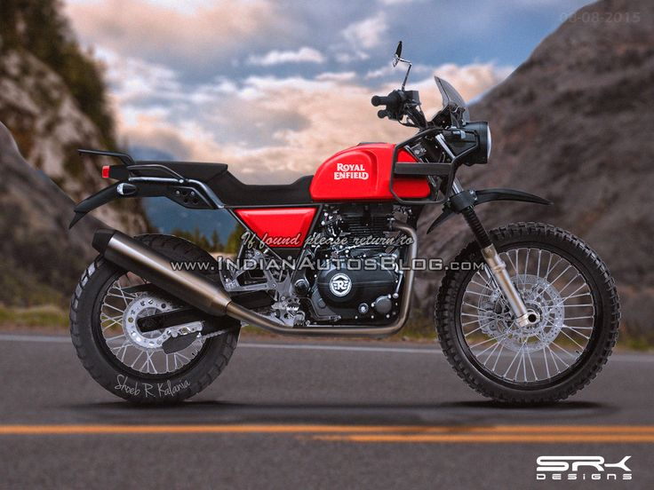 Royal Enfield Himalayan 410cc Scrambler Launch Soon; Expected Price - 1.65-1.85 Lacs  [Pics And Details]