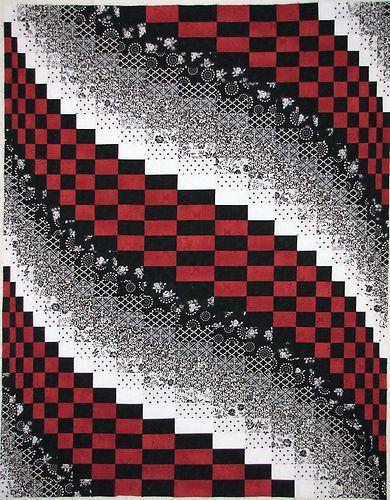 2514 Besten Red White Black Quilts Bilder Auf Pinterest