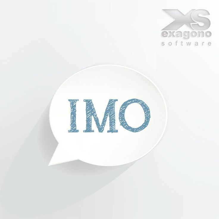 """¿Qué significa #IMO en redes sociales?   Esta abreviatura significa """"in my opinion"""", en español: """"en mi opinión"""", y se usa cuando se realiza un comentario sobre algo."""