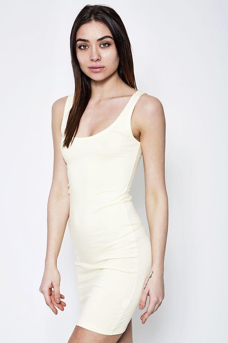 Βasic Mini Φόρεμα - ΡΟΥΧΑ -> Φορέματα & Φόρμες   Made of Grace