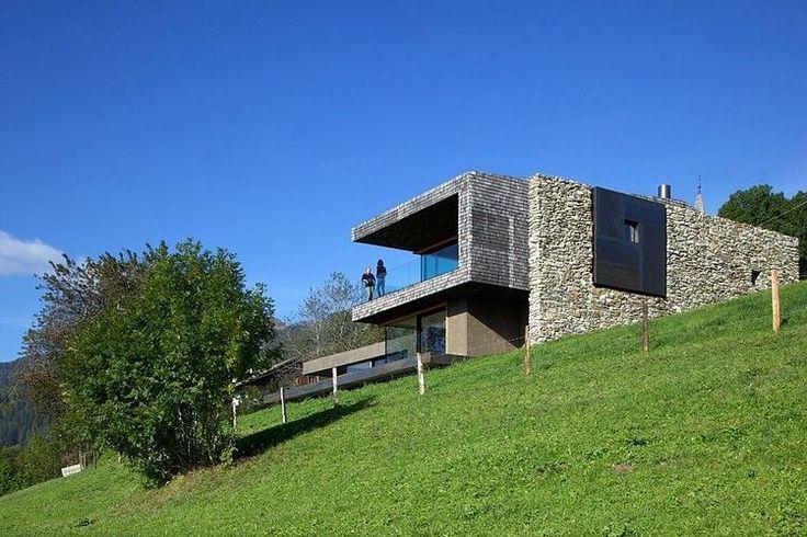 Farmstead B by Bergmeisterwolf Architekten