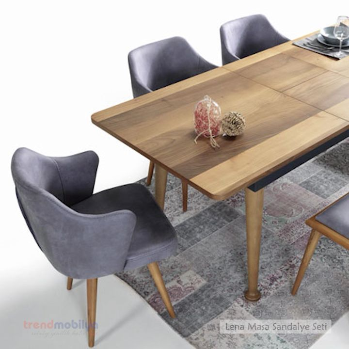 lena masa sandalye seti table table and chairs kitchen table chairs