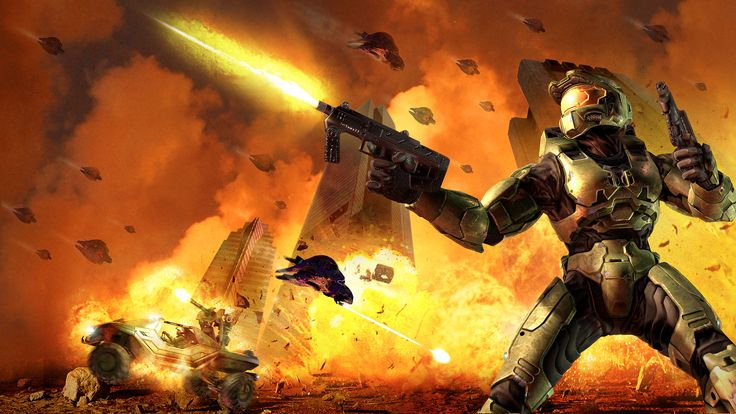 Halo 2 PC Game Screenshots