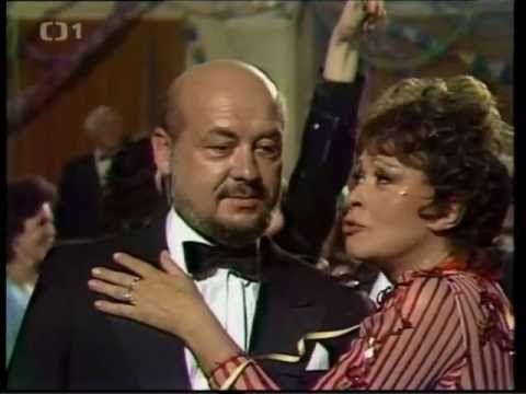 Silvestrovsky aperitiv aneb Hybs hraje hercum 1983 TV