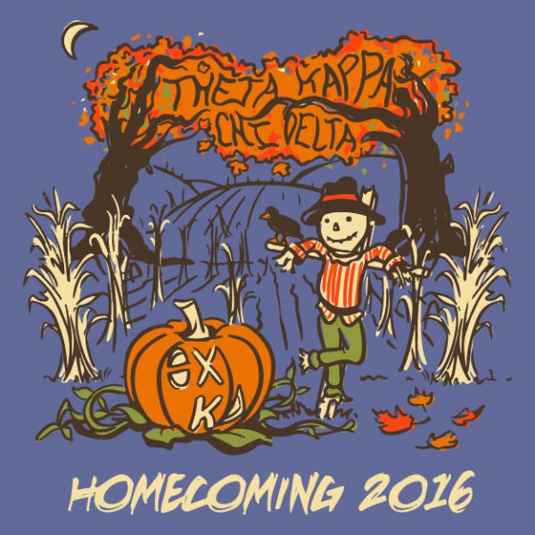 Kappa Delta homecoming shirt | Greek House t shirts | frat tank | frat shirt | brotherhood | Sisterhood | Recruitment | Bid Day | kim k | sorority Outfit Inspiration | Greek Tee Shirts | Greek Tank Tops | Custom Apparel Design | Custom Greek Apparel | Sorority Tee Shirts | Sorority Tanks | Sorority Shirt Designs | pumpkins | KD | halloween | theta chi