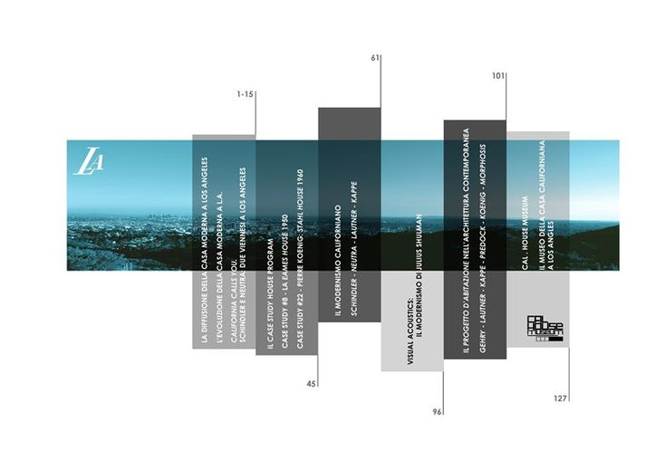 Editing project - Thesis in Architecture, 2012 - ARRIGO STRINA