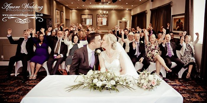 Amore Photography of Wakefield : Wedding Photography at Healds Hall Liversedge